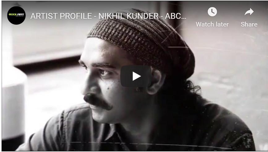 ARTIST PROFILE – NIKHIL KUNDER – ABCASS 2019